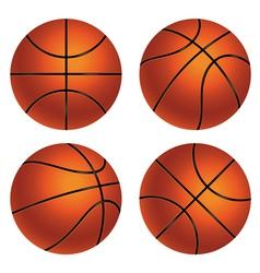 Basketball Ball4 vector image