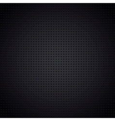 Structured metallic perforated sheet vector