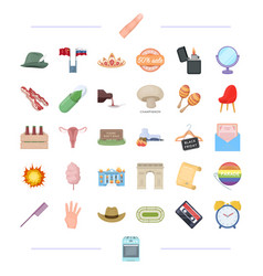 Leisure achievement business and other web icon vector