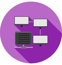 Server connections vector