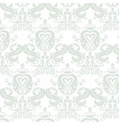 Baroque Pattern ornament vector image vector image