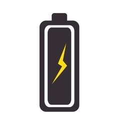 Battery complete charge energy vector