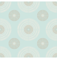 Large and small brown and ivory circles of vector