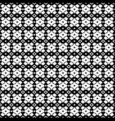ornamental geometric seamless texture vector image vector image