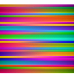 Abstract rainbow background with lines and stripes vector