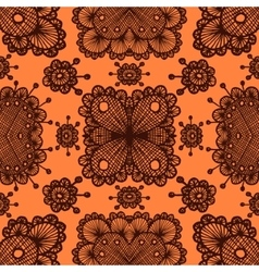 Lace pattern eps10 vector