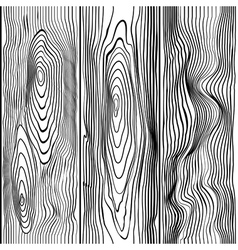 seamless pattern wood vector image