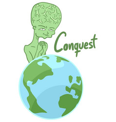 Alien conquest vector
