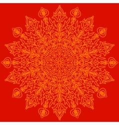 pattern element vector image