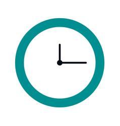 circle wall clock icon image vector image vector image
