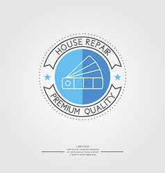 House Repair Logo vector image