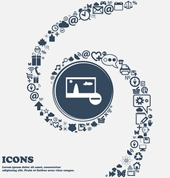 Minus file jpg sign icon download image file vector