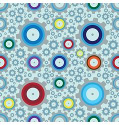 Wheels vector image vector image