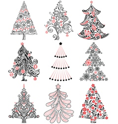 Cristmas Tree vector image
