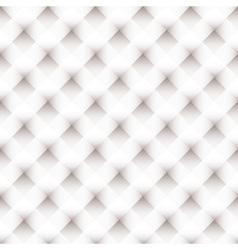 White latice background vector image