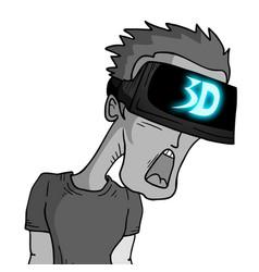 Visual 3d vector