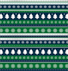 Christmas background for wrapping paper textile vector image