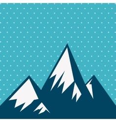 Winter sport design vector