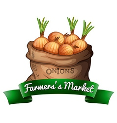 Farmerss market vector