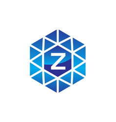 Diamond initial z vector