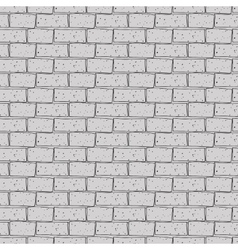 Seamless brick pattern vector