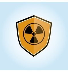 Industrial security design safety icon vector