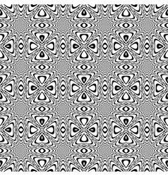 Design seamless monochrome speckled background vector