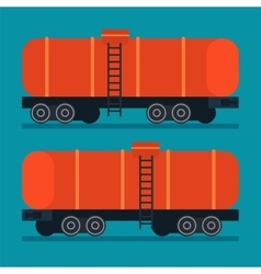 Freight train cargo transportation logistic vector