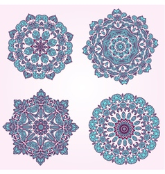 Arabesque set3 vector
