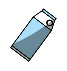 Box juice beverage image vector