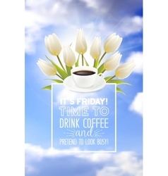 Coffe cup vector