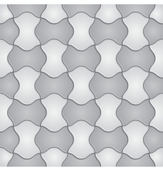 Tile geometric seamless pattern vector image vector image