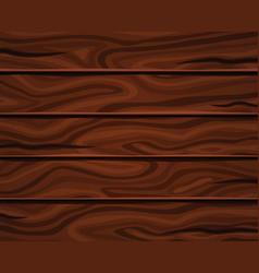 Wood horizontal planks background vector