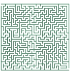 Labyrinth kids maze vector