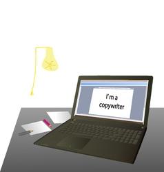 Im copywriter vector
