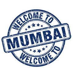 Welcome to mumbai vector