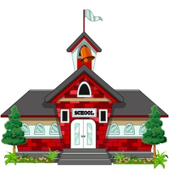 School building design vector
