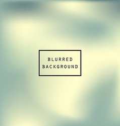 Blurred abstract gradient background sky vector