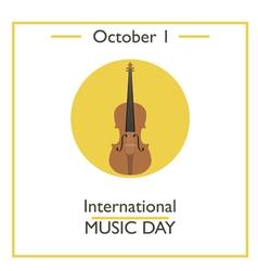 International music day vector