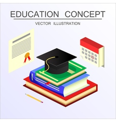 Concept education 28 vector