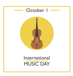 International music day vector