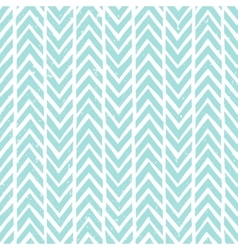 Seamless hand-drawn pattern in blue Abstract vector image