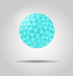 Hexagonalbackground preview vector