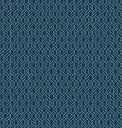 navy green lattice vector image