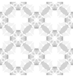 Cross dotwork stipple abstract seamless pattern vector