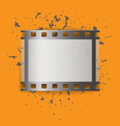 Picture film frame vector