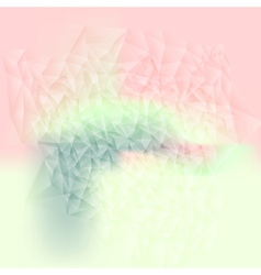 Pastel colors abstract tech background vector