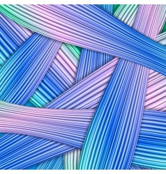 Abstract striped background for your web design vector image