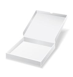 box pizza vector image