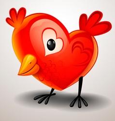 Valentine twitter vector